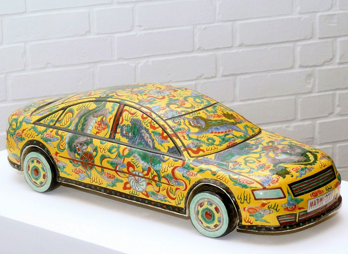 Ma Jun, Keramik, © Galerie Schmidt Berlin
