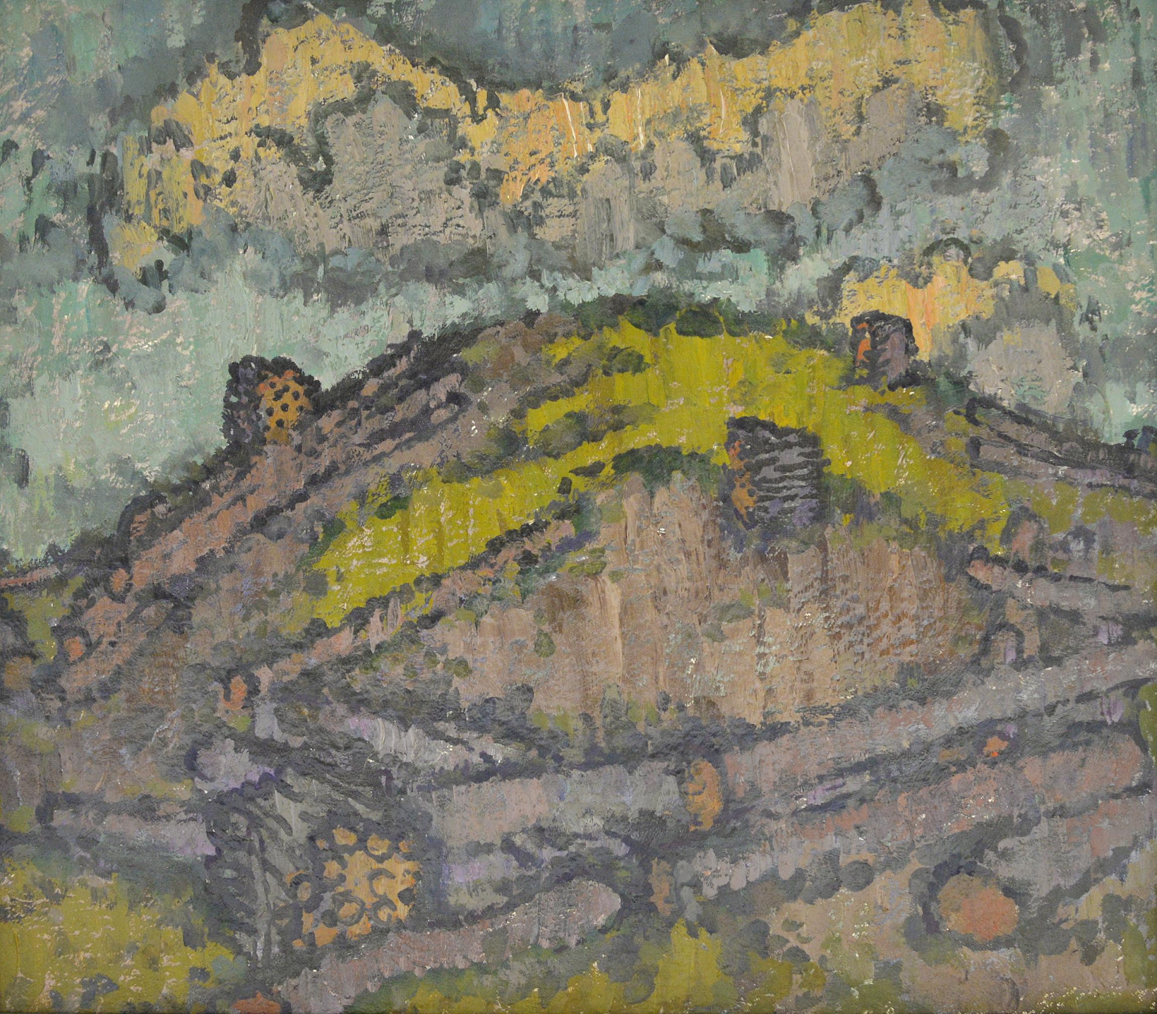 © Otto Manigk, Malerei, aus der Sammlung der Kunsthalle Rostock