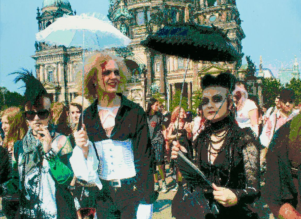 Römer & Römer, Zombiewalk 2, © Römer & Römer