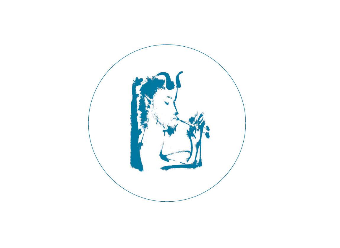 Logo der Flagge von Arkadien
