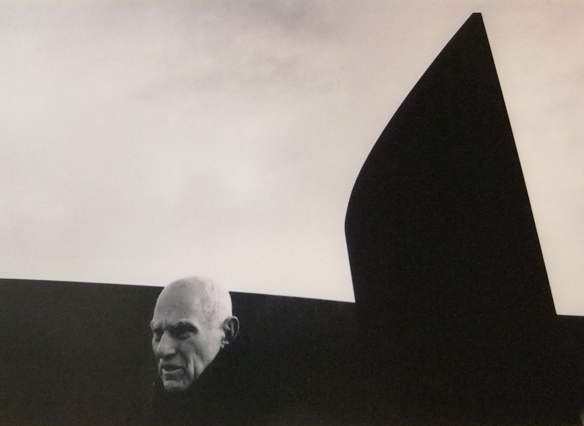 Richard Serra Portrait