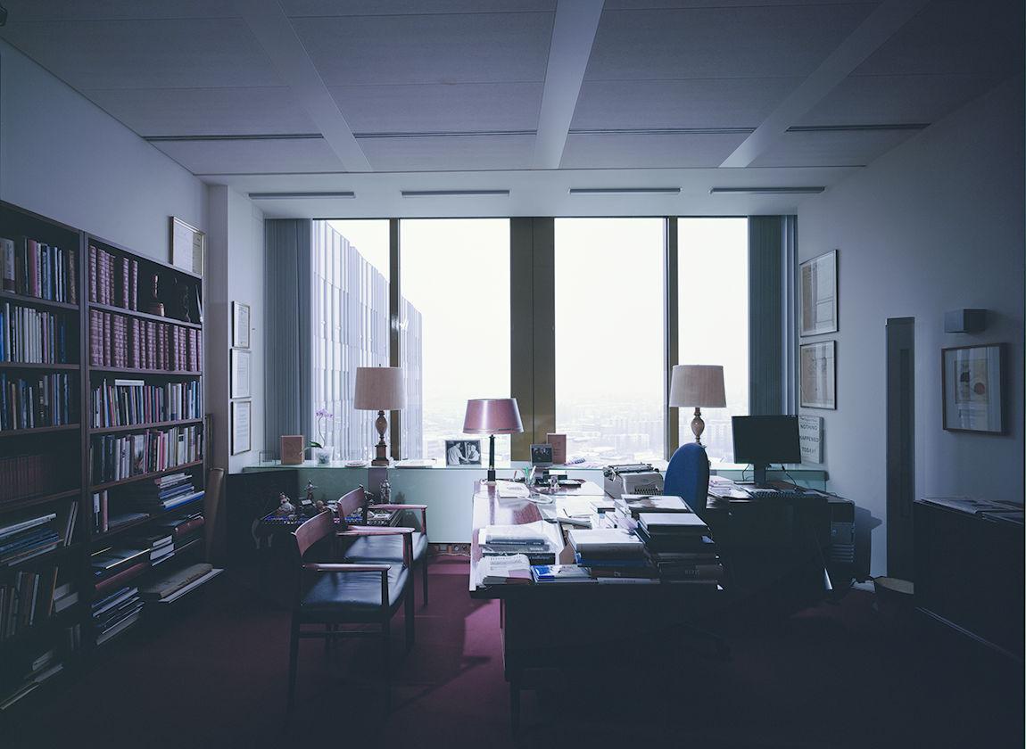 © Andreas Mühe, Ernst Cramer Büro, 2010 (Ausschnitt)