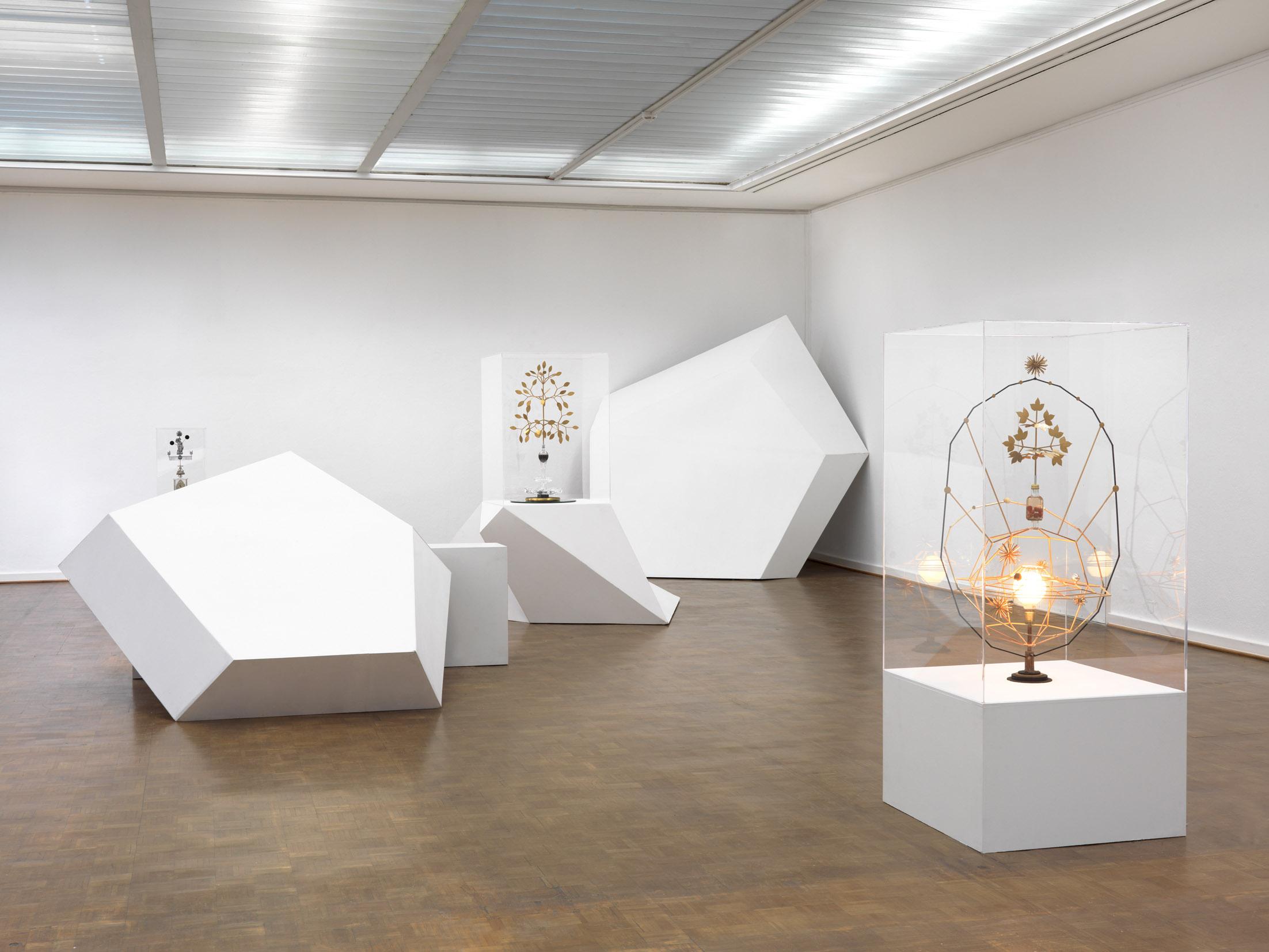 Björn Dahlem, Ausstellungsansicht Kunsthalle Rostock, Foto: Bernd Borchardt