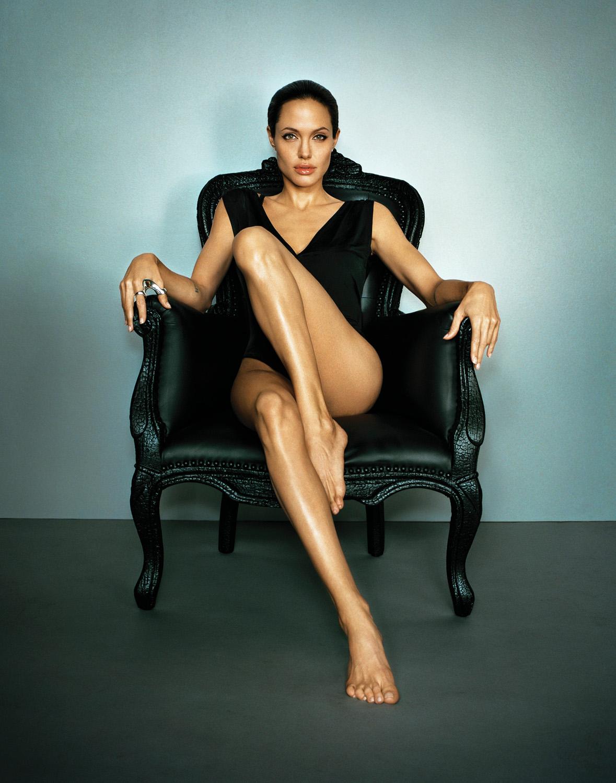 © Marc Hom, Angelina Jolie (Ausschnitt)