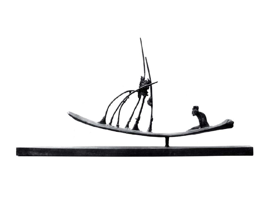 Jo Jastram, Kleines Chinaboot