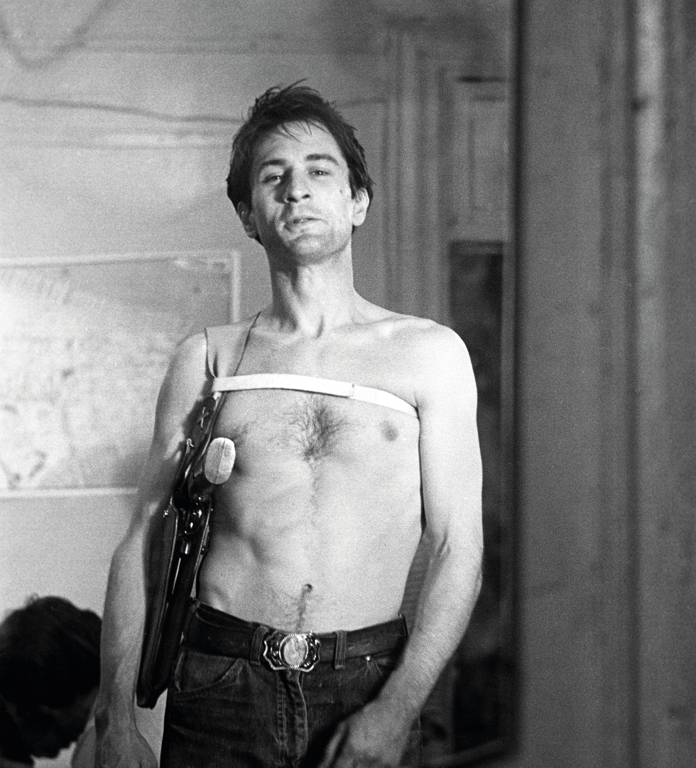 ©Steve Schapiro, »You Talkin to Me«, Robert De Niro in Taxi Driver