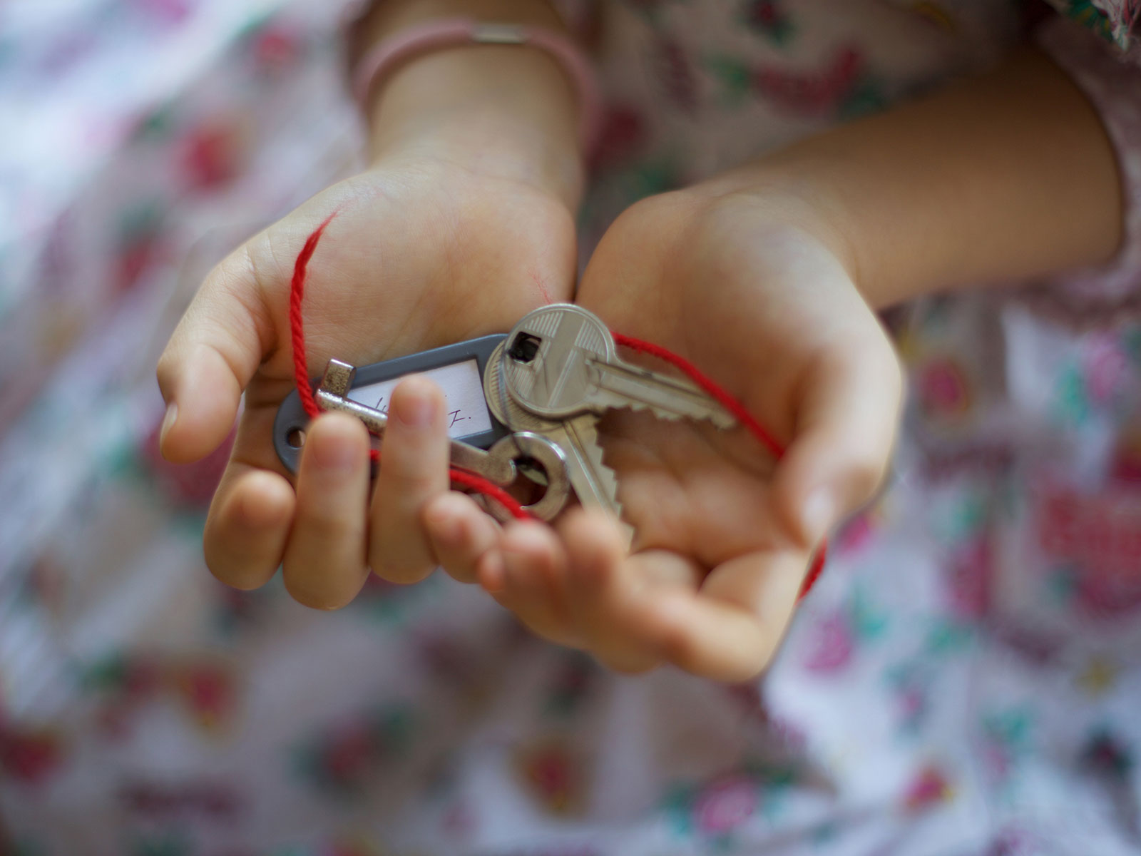 Chiharu Shiota The Key in the Hand, 2015 (Ausschnitt)