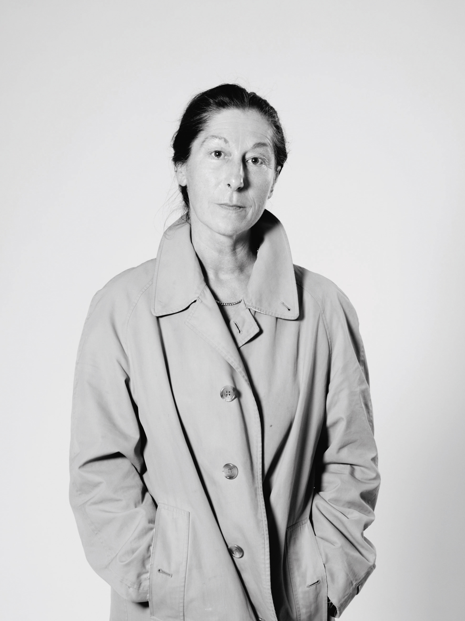 Barbara Camilla Tucholski (Oevelgönne/Loitz, Jg. 1947) © Foto: Poppke