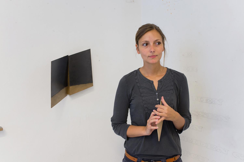 Christin Wilcken (Mühl Rosin, Jg. 1982) © Foto: Tim Kellner