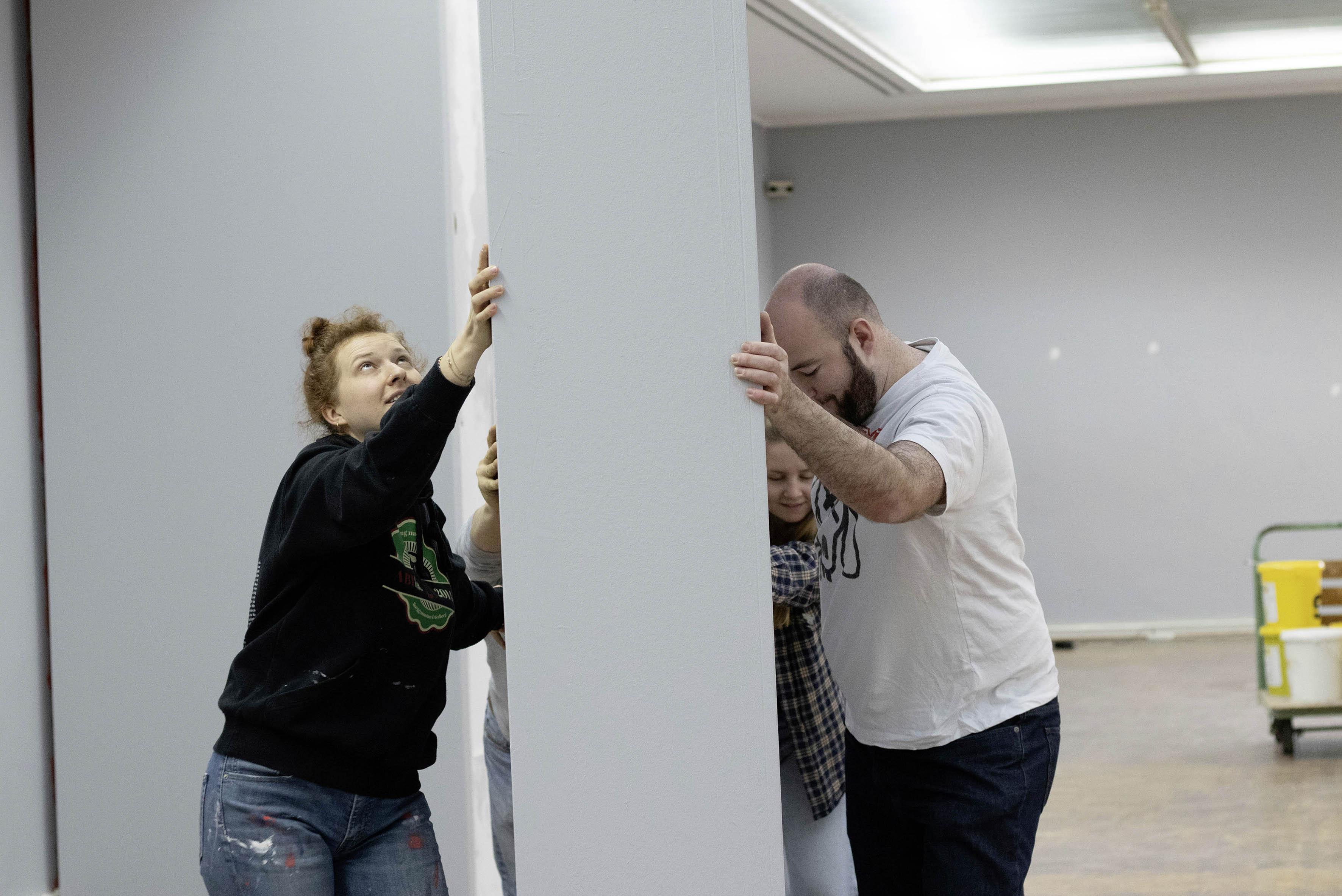 Sara Pretzel Fotografien von Studenten der Designakademie Rostock